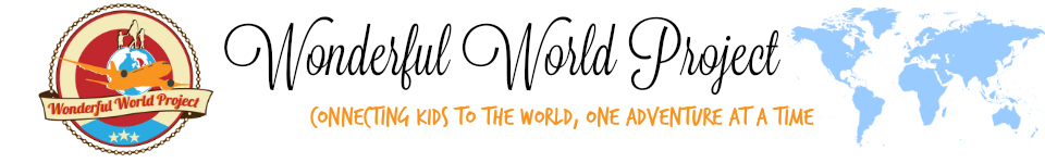 Wonderful World Project Banner