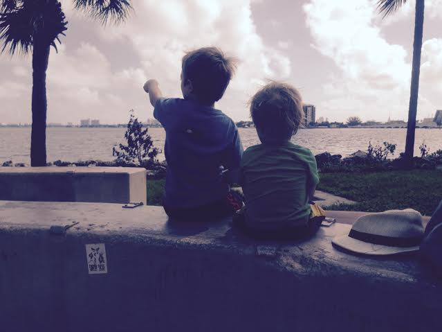 Boys Downtown Miami