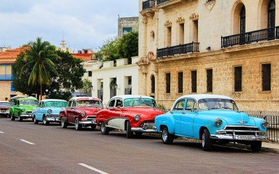 One Week to Cuba